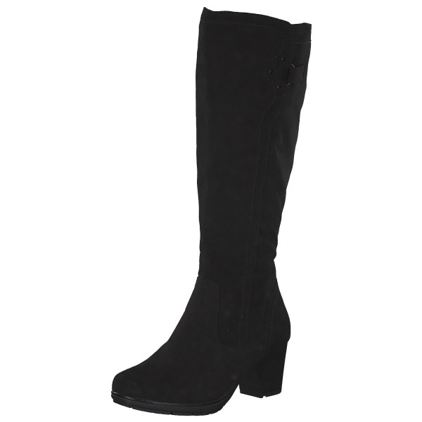 Jana Shoes Damen Stiefel 8-8-25506-25/001 schwarz