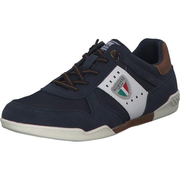 Bugatti Lunar Exko Herren Sneaker 321-92601-5400-4100 Dark Blue