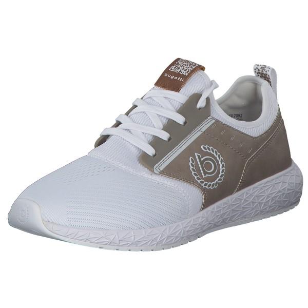 Bugatti Kodiak Herren Sneaker 346-51867-6969-2052 Weiß