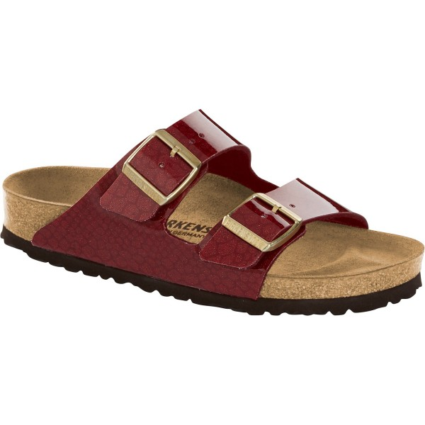 Birkenstock Arizona 1013634 Schmal Bordeaux