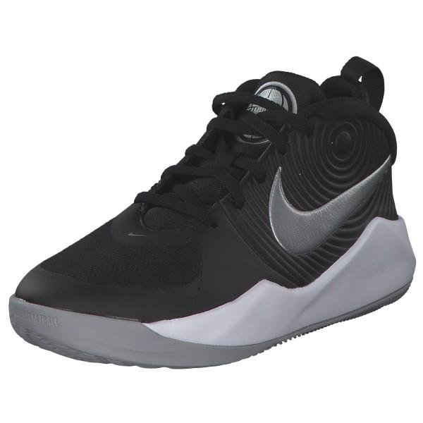 Nike Team Hustle D 9 Kinder Sportschuh AQ4224-001 schwarz