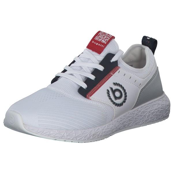 Bugatti Kodiak Herren Sneaker 346-51867-6900-2000 Weiß