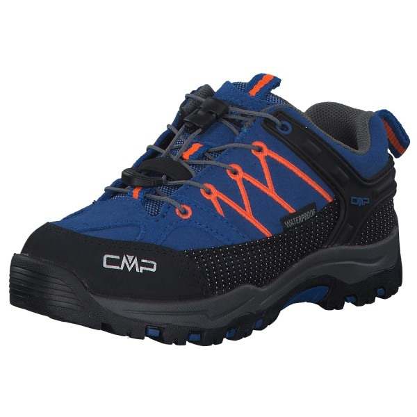 CMP Rigel Low 3Q13244-10NF Blau/Orange