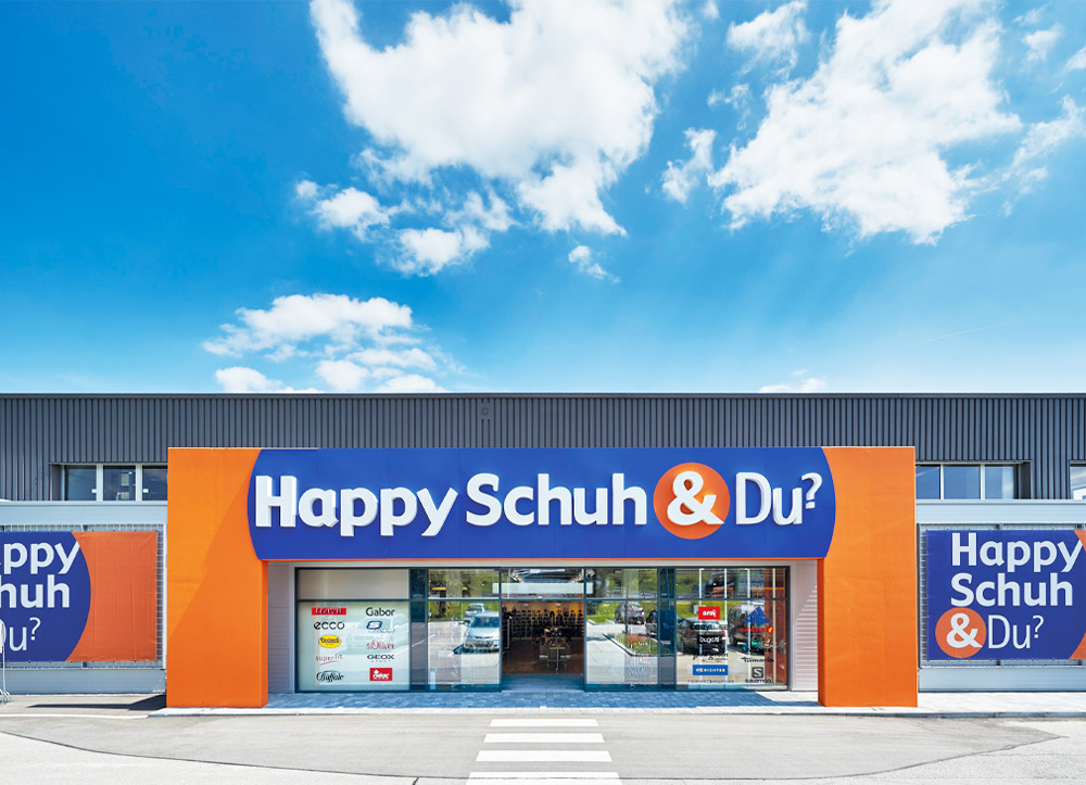 Filiale Eching | Filialen | Happy Schuh