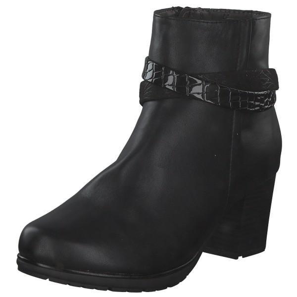 Jana Shoes Damen Stiefel 8-8-25364-25/001 Schwarz