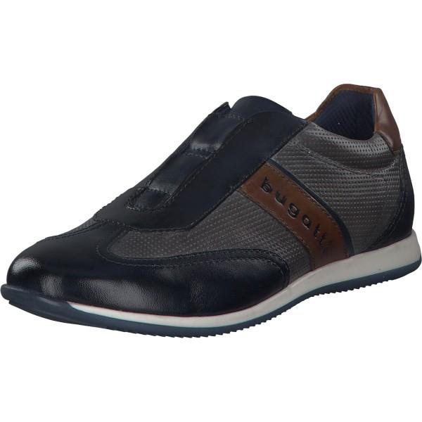 Bugatti Tomeo Herren Sneaker 311-45061-4141-4112 Dark Blue