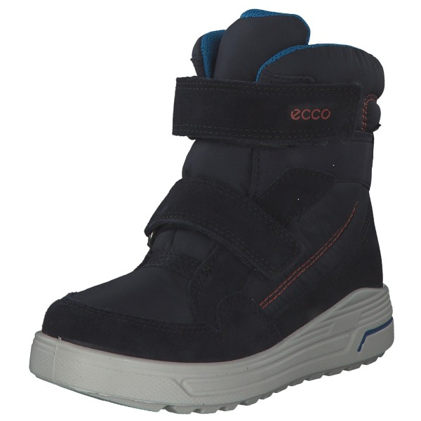 Ecco Urban Snowboarder Kinder Stiefel 722292/51122 blau