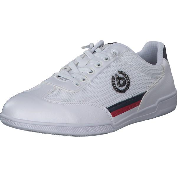 Bugatti Solar Exko Herren Sneaker 326-72603-5069-2041 Weiß