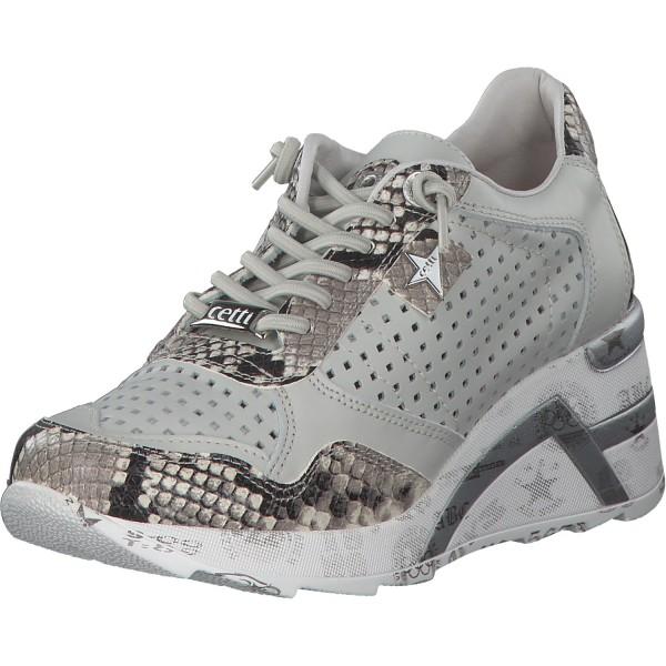 Cetti Damen Sneaker C1143 SRA weiß