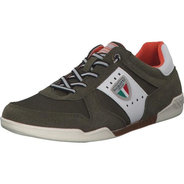 Bugatti Lunar Exko Herren Sneaker 321-92601-5400-7100 Dark Green