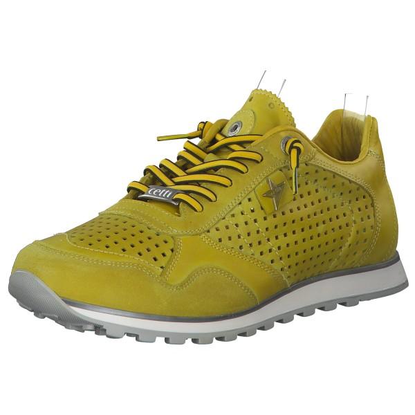 Cetti Herren Sneaker C848 gelb