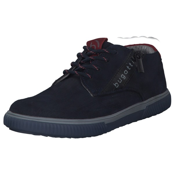 Bugatti Praktik Herren Sneaker 322-6033B-1400-4100 blau