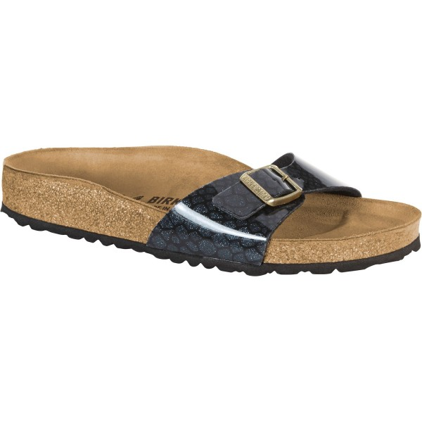Birkenstock Madrid 1009042 Normal Schwarz