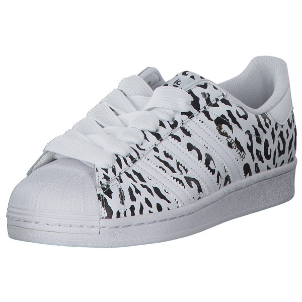 Adidas Originals Superstar Damen Sneaker FV3451 Weiß