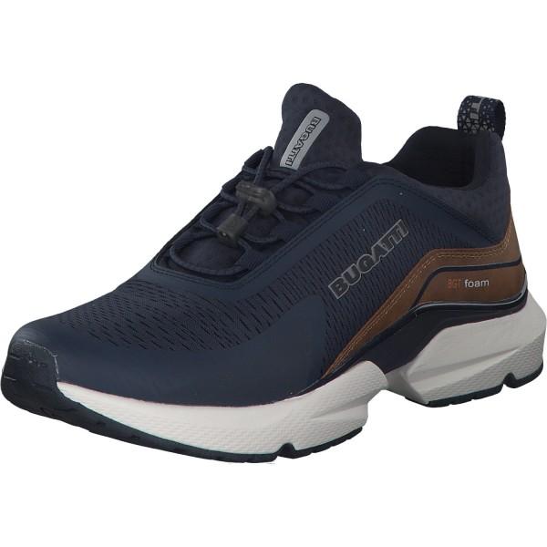Bugatti Seter Herren Sneaker 342848606900-4100 Blau