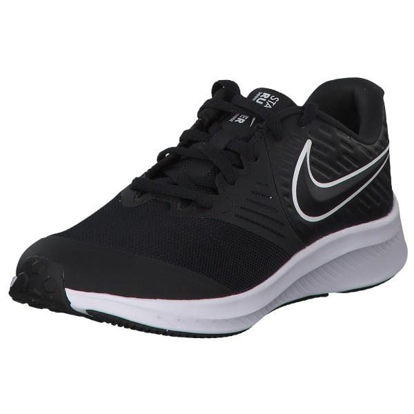 Nike Star Runner 2 Kindersportschuh AQ3542-001 schwarz